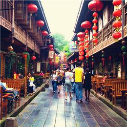 Die acht beste Reiseziele Chinas für ein niedriges Budget