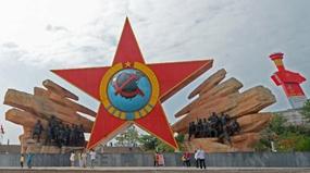 Für die 'Rote Hauptstadt' Ruijin geht es bergauf