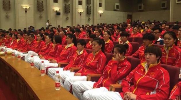 China entsendet 416 Athleten zu den Olympischen Spielen nach Rio