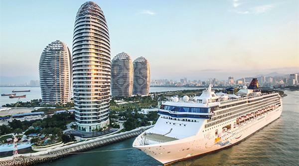Drei Staatsunternehmen wollen Kreuzfahrten im Südchinesischen Meer ermöglichen