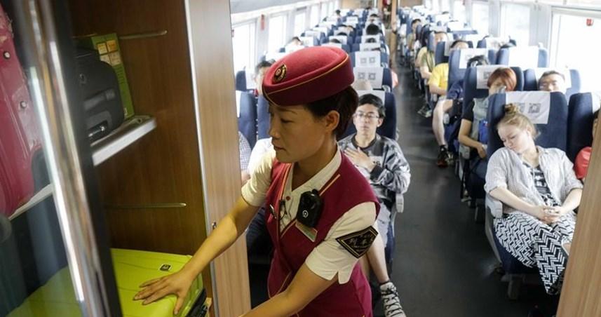 Über fünf Milliarden Passagiere nutzen chinesische Hochgeschwindigkeitszüge