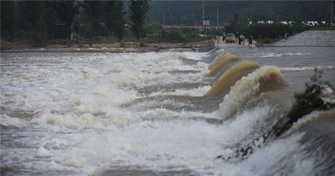 Regenstürme suchen 25 Kleinstädte und 26.133 Hektar Ackerland in Nordostchina heim