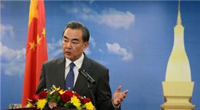 Chinesischer Außenminister fordert Rückkehr zum Verhandlungstisch
