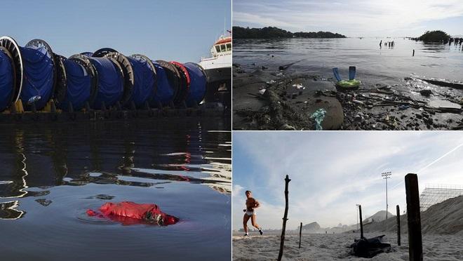 Verschmutzung und Leichen: Olympia-Segelrevier sorgt für Schlagzeilen