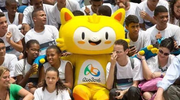 Made in China bei den Olympischen Spielen 2016 in Rio