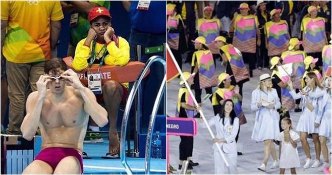 Ungewöhnliche Jobs bei den Olympischen Spielen in Rio