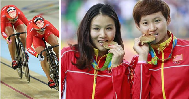 Olympia 2016: Chinesischer Jubel über Gold für Bahnrad