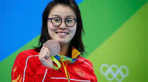Chinesische Schwimmerin Fu Yuanhui bricht Menstruations-Tabu