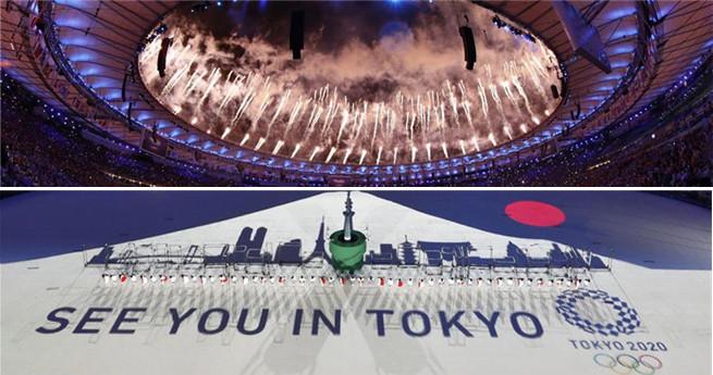 Olympische Flammen in Rio de Janeiro erloschen