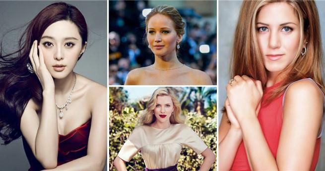 Top 10 der bestbezahlten Schauspielerinnen