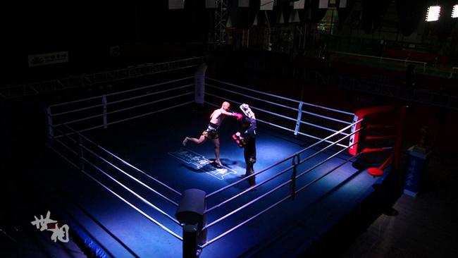 Der Traum eines 63-jährigen Boxers
