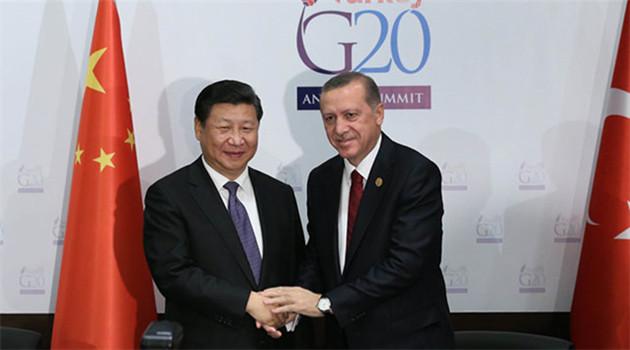Erdogan zeigt sich mit chinesischem Kampf gegen Terrorismus solidarisch