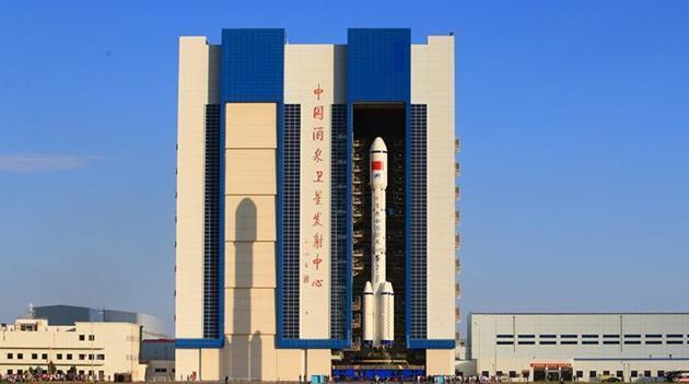 Tiangong-2 soll zwischen 15. und 20. September starten