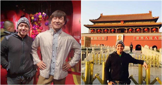 Der chilenische Kerl Wang Shuai: Chinesisch-Liebhaber und Allegro-Meister
