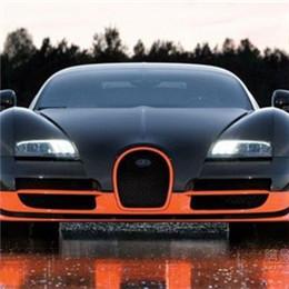 Die zehn schnellsten Autos der Welt