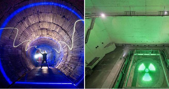 Chongqing: Untergrund-Atomanlage wird zur touristischen Attraktion