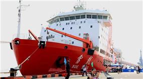 Chinas siebtes Nordpolexpeditionsteam zurück in Shanghai
