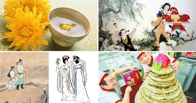 Das Chongyang-Fest ist da, was gibt es für traditionelle Bräuche?