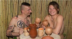 46.000 Menschen warten auf ein Essen wie Adam und Eva: Das Bunyadi in London