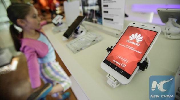Chinesische Marken gewinnen den Smartphone-Krieg