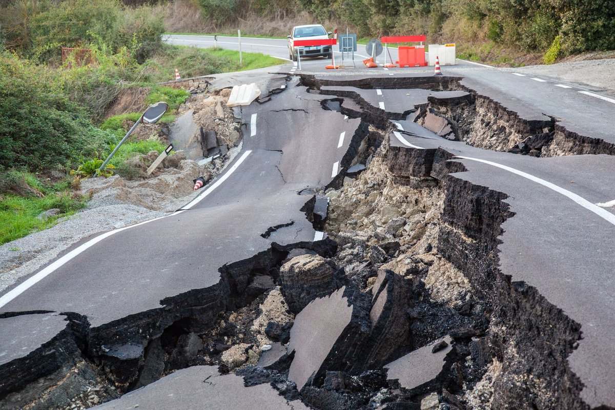 Neuseeland Erdbeben Der Starke 7 5 Fordert Mindestens Zwei Tote China Org Cn