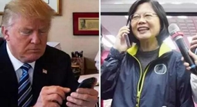 Telefonat zwischen Trump und Tsai wird Ein-China-Situation nicht ändern