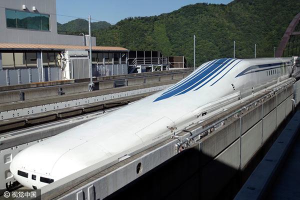 Die 10 Schnellsten Züge Der Weltchinaorgcn