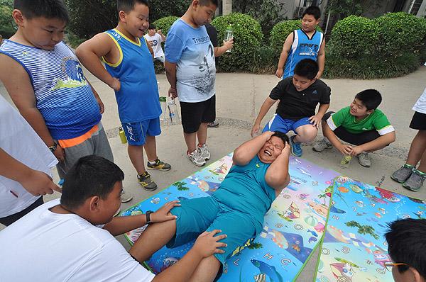 china übergewicht