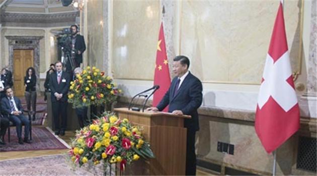 Präsident Xi legt Fokus auf Wachstum und globale Probleme