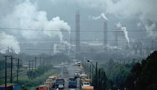 Kontrolle der Umweltverschmutzung hat Priorität