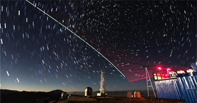 Chinas Quantenkommunikationssatellit in Betrieb