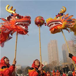 Die wichtigsten fünf Bräuche zum chinesischen Frühlingsfest