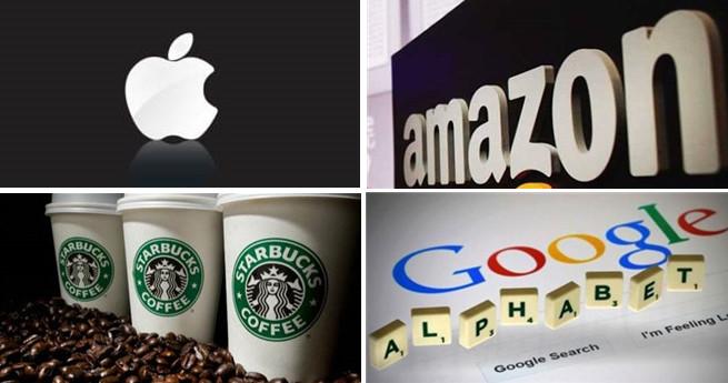 Die weltweit zehn verehrtesten Unternehmen 2017