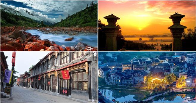 20 nationale Touristenattraktionen werden mit 5A klassifiziert