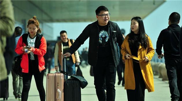 Reisefieber in Ostchina zum Qingming-Fest