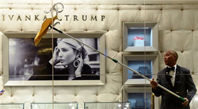 Ivanka Trump in China immer populärer