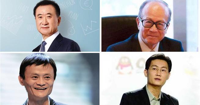 Top 10 der chinesischen Milliardäre