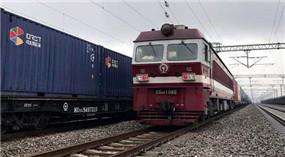 Zugverbindungen zwischen China und Europa verzeichnen robustes Wachstum