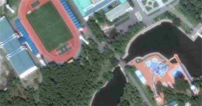 Satellitenfotos enthüllen Kim Jong-uns Luxusesorts