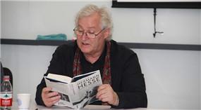 Im Gespräch mit Heimo Schwilk: Biographie von Hermann Hesse kommt nach China
