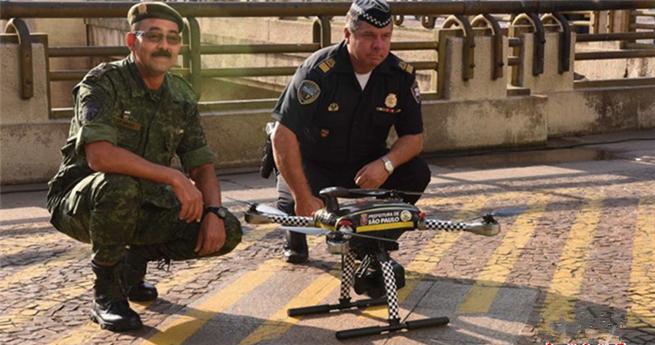 Chinas Hightech-Dronen fliegen bald auch in Brasilien