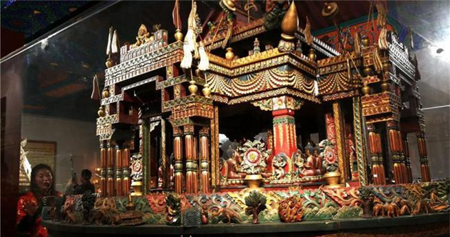 Qinghais größtes Volksmuseum eröffnet