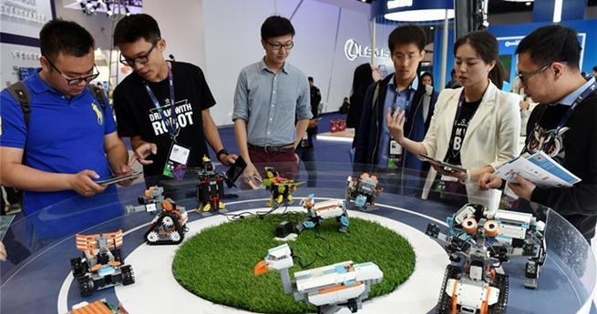Weltkonferenz für das Mobile Internet 2017 in Beijing er?ffnet