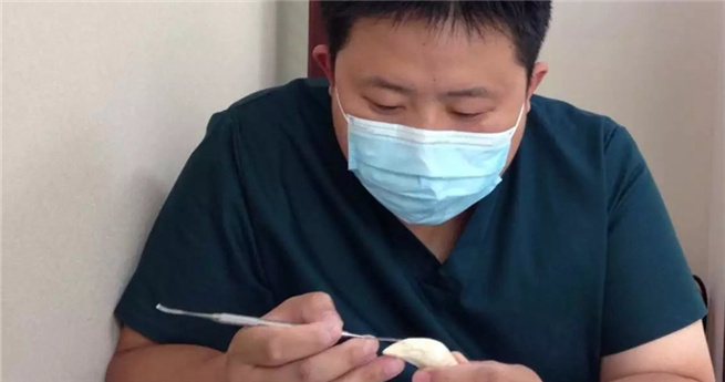 隋青松:勇敢探索的正畸医生