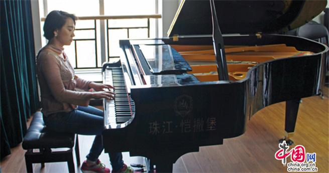 """Der Traum von der Musik und eine Jugend ohne Reue: Sie komponierte die Musik zu """"Ein Gürtel, eine Straße"""""""