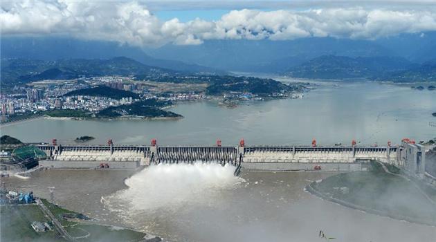 Jangtse-Fluss: besserer Schutz vor Hochwasser
