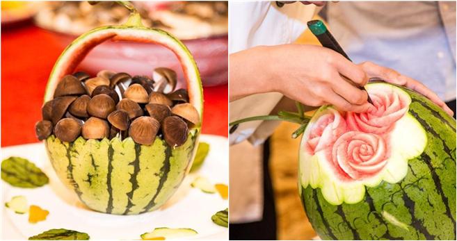 Festival der Wassermelone in Beijing
