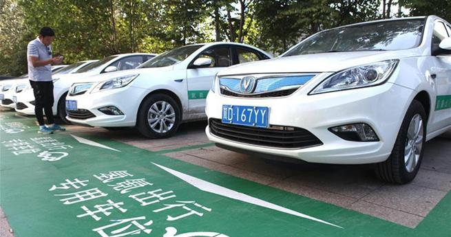 Carsharing in Hebei
