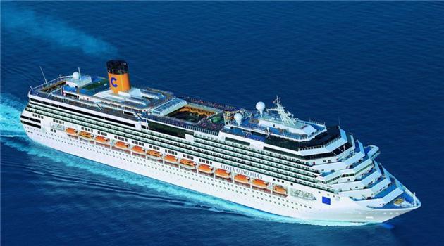 China baut erstes Luxus-Kreuzfahrtschiff