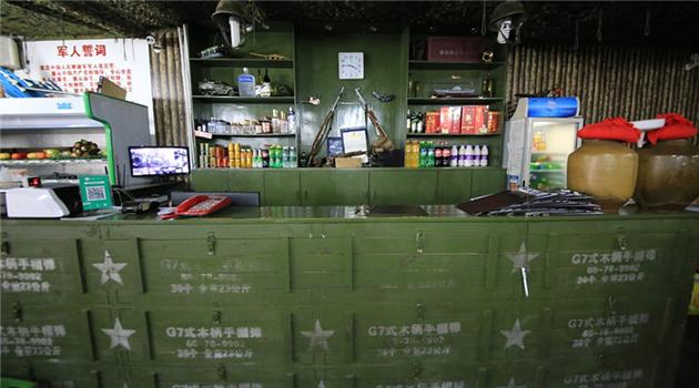 Feuertopf einmal anders: Veteran eröffnet Militär-Restaurant
